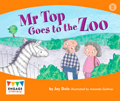 Mr Top Goes to the Zoo