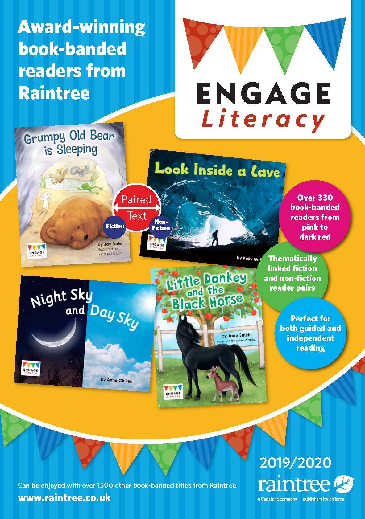 2017 Engage Literacy Brochure 2018-2019
