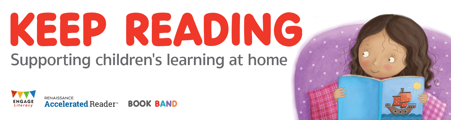Keep kids reading at home