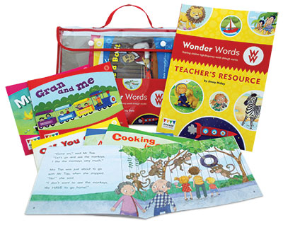 Wonder Words Package