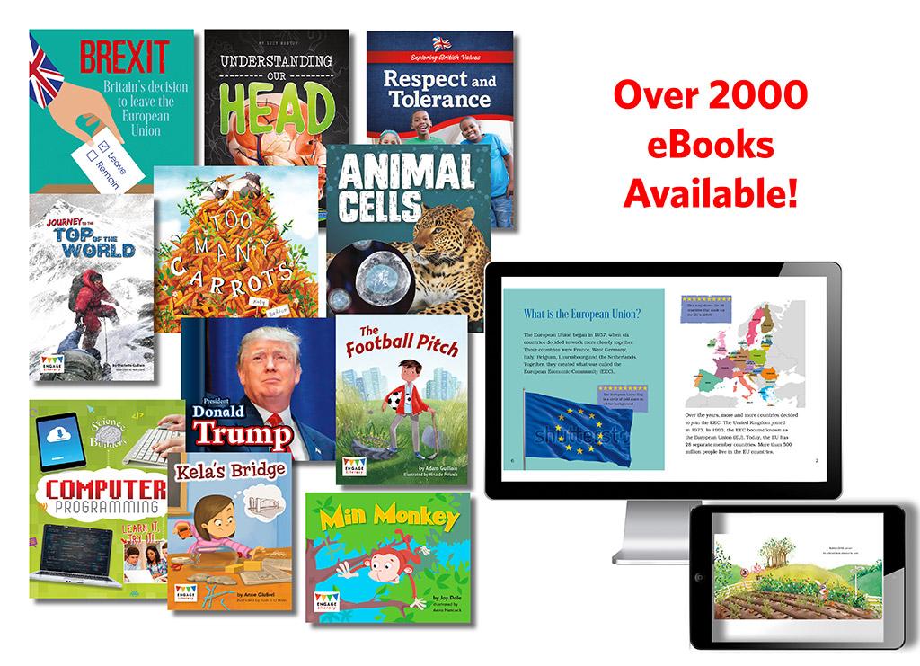 eBooks | Raintree